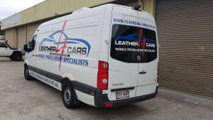 VEHICLE WRAP AUSTRALIA