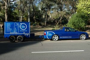 VEHICLE SIGNAGE AUSTRALIA