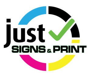 Just Signs & Prints - Sign Writing and A Frame Signs Company