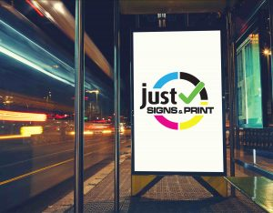 Just Signs & Print , Queensland Sign Writer