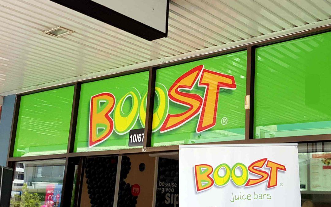 Shop Front Signs & Commercial Premises Signage